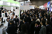 SEMICON Japan 2014 hall7 day2