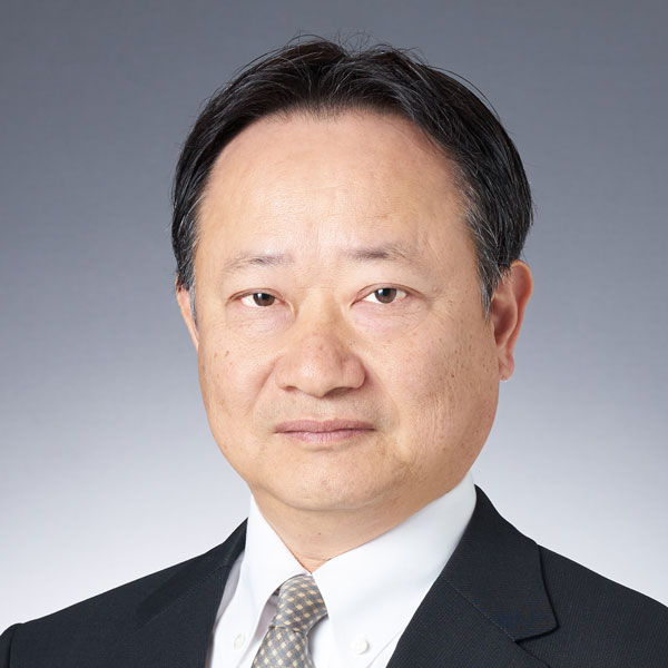Terushi Shimizu Representative Director and President Sony Semiconductor Solutions Corporation